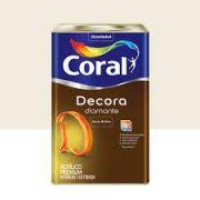 Tinta Coral Decora Semi-Brilho Branco 18 Litros