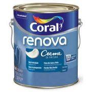 Tinta Coral Renova Creme Fosco Branco Gelo 3,2 Litros