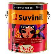 Tinta Suvinil Criativa Premium Fosco Branco Neve 3,6 Litros