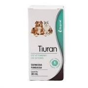 Tiuran Solução (sarnicida E Fungicida) - 30 Ml