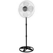 Ventilador de Coluna 50cm Premium Preto/Cromado Venti-Delta