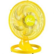 Ventilador de Mesa 50cm Premium Amarelo Venti-Delta