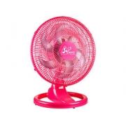 Ventilador de Mesa 50cm Premium Rosa Venti-Delta