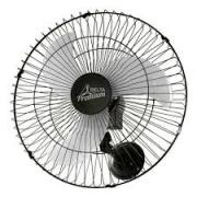 Ventilador de Parede 60cm Premium Preto Venti-Delta