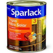 Verniz Coral Triplo Filtro Solar Natural Brilhante 900 ml