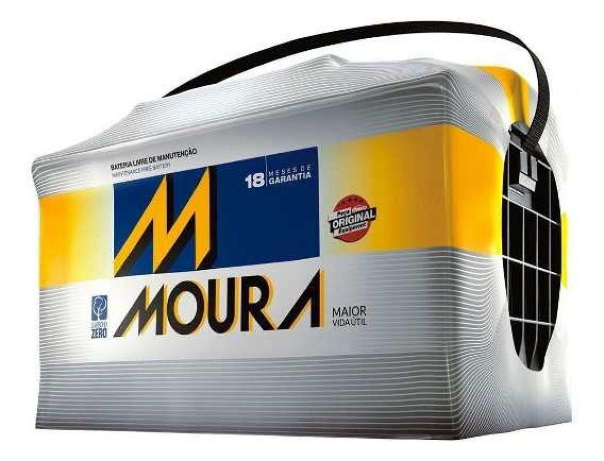 Bateria Automotiva Moura 48 Amperes Inteligente Selada (Base de Troca)