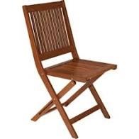 Cadeira de Madeira Tramontina Dobravél Fitt Ecoblind Ref 10855076