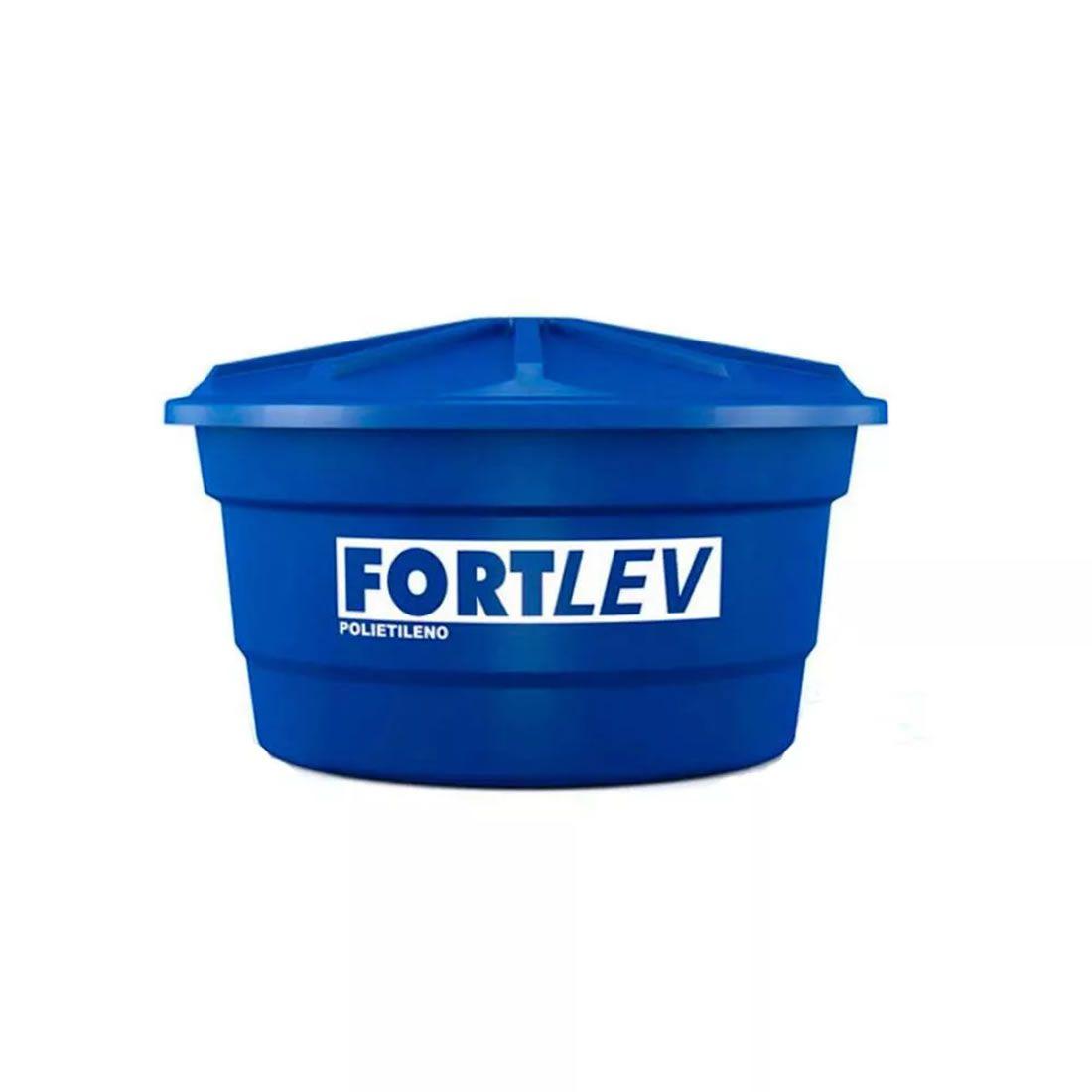 Caixa D'água 310 Litros Polietileno Fortlev