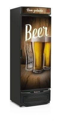Cervejeira Vertical Gelopar GRBA-450WD/PR Ref 80522.09.02
