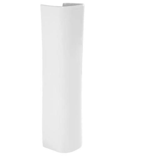 Coluna Para Lavatório Riviera e Aloha Branco Celite