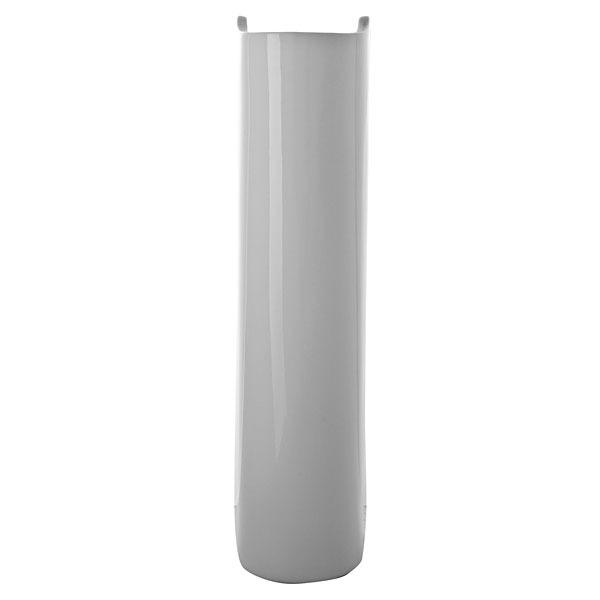 Coluna Para Lavatório Riviera e Aloha Cinza Prata Celite