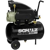 Compressor de Ar Pratic Air CSI 8,5/25L 2CV Schulz