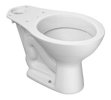 Conjunto Vaso com Caixa Acoplada Deca Izy Branco Ecoflush 3/6 Litros