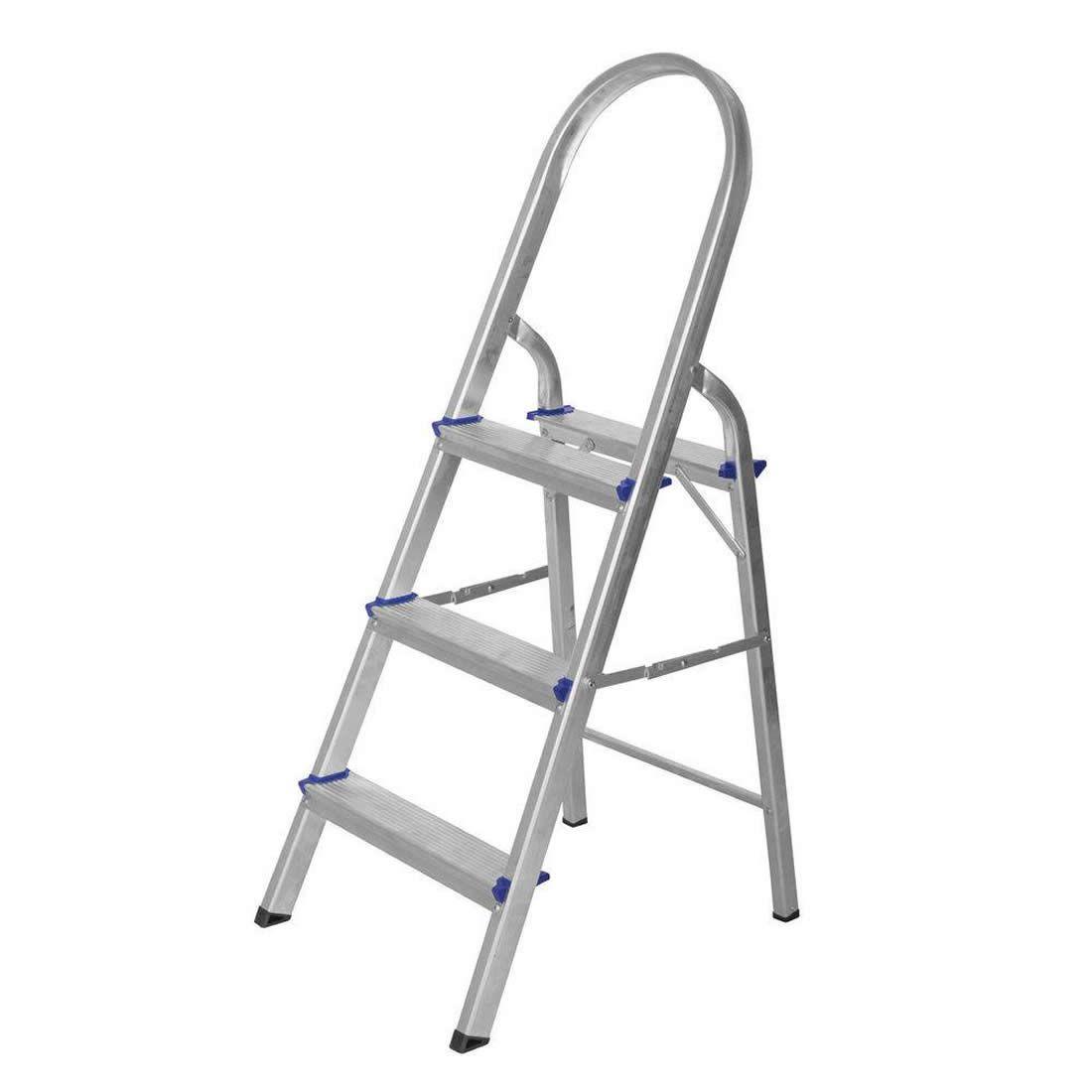 Escada Astra Dome Alumínio 3 Degraus Ref ESC1/3A