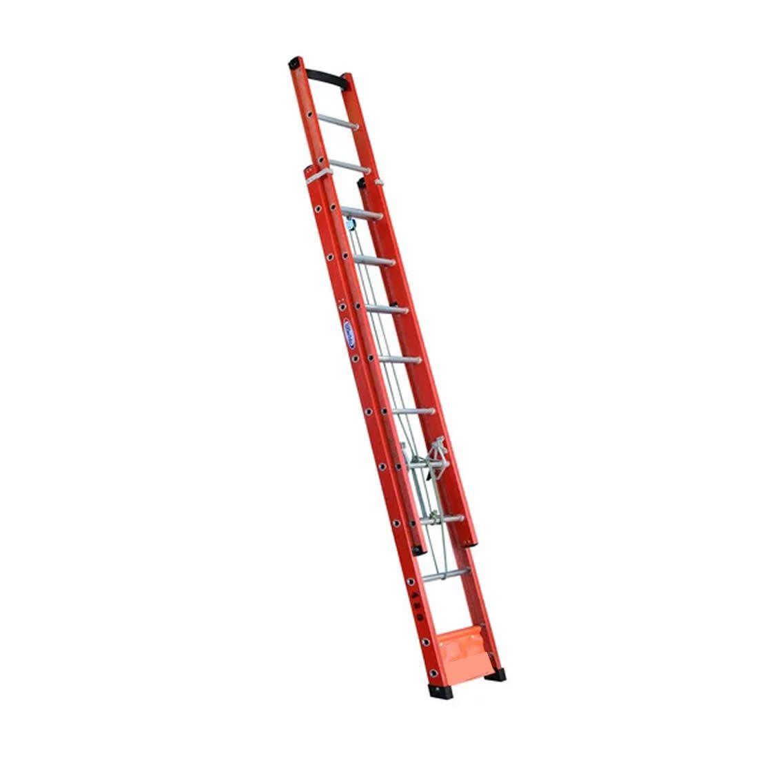 Escada Sintese Fibra de Vidro Extensível 4.20 x 7.20 Metros