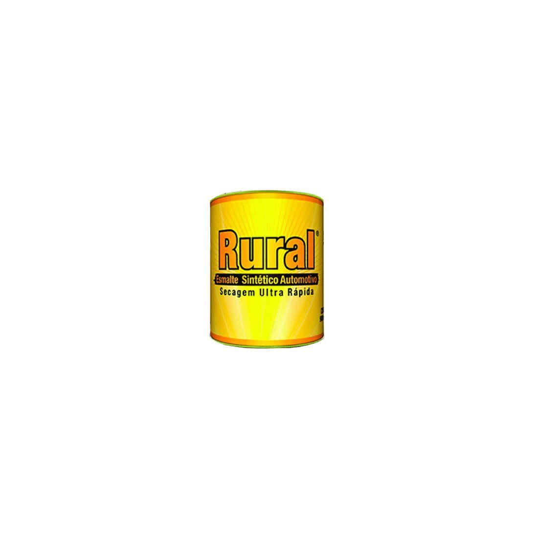 Esmalte Sintético Rural Secagem Ultra Rápido Amarelo Caterpillar 6102 900ml