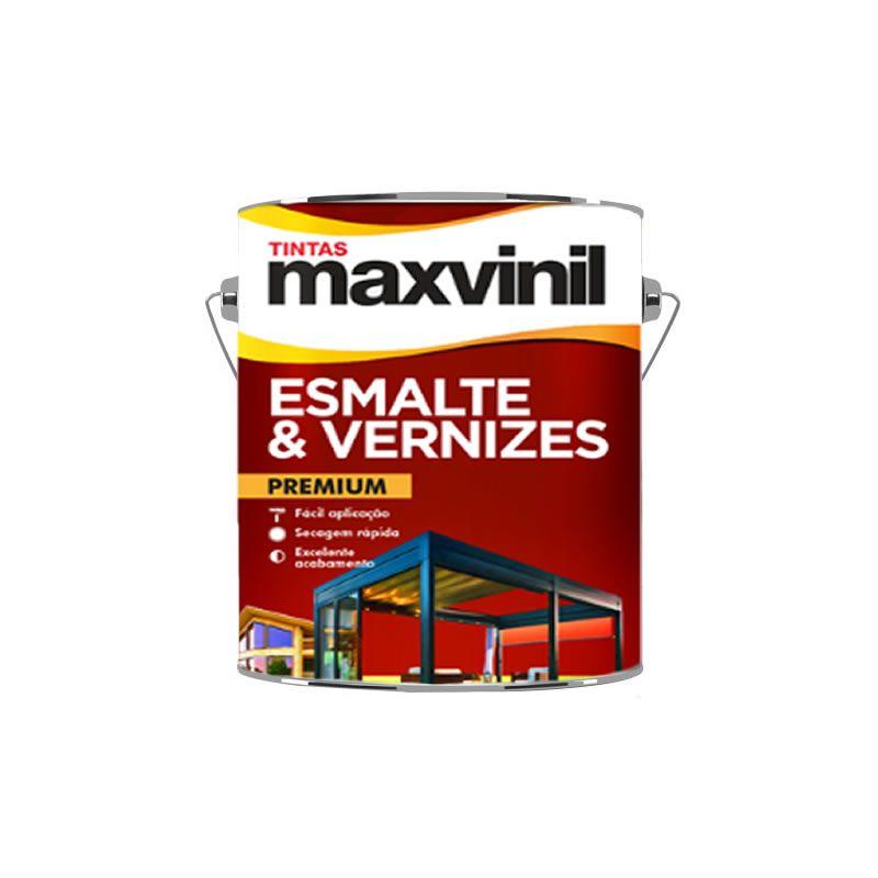 Fundo para Galvanizado Maxvinil Branco Gelo 3,6 Litros