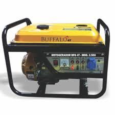 Grupo Gerador Buffalo BFG 2500 a Gasolina Partida Manual