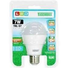 Lâmpada de Led Taschibra 07 7W 220V