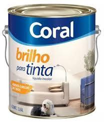 Liqui Brilho Coral Incolor 3,6 Litros
