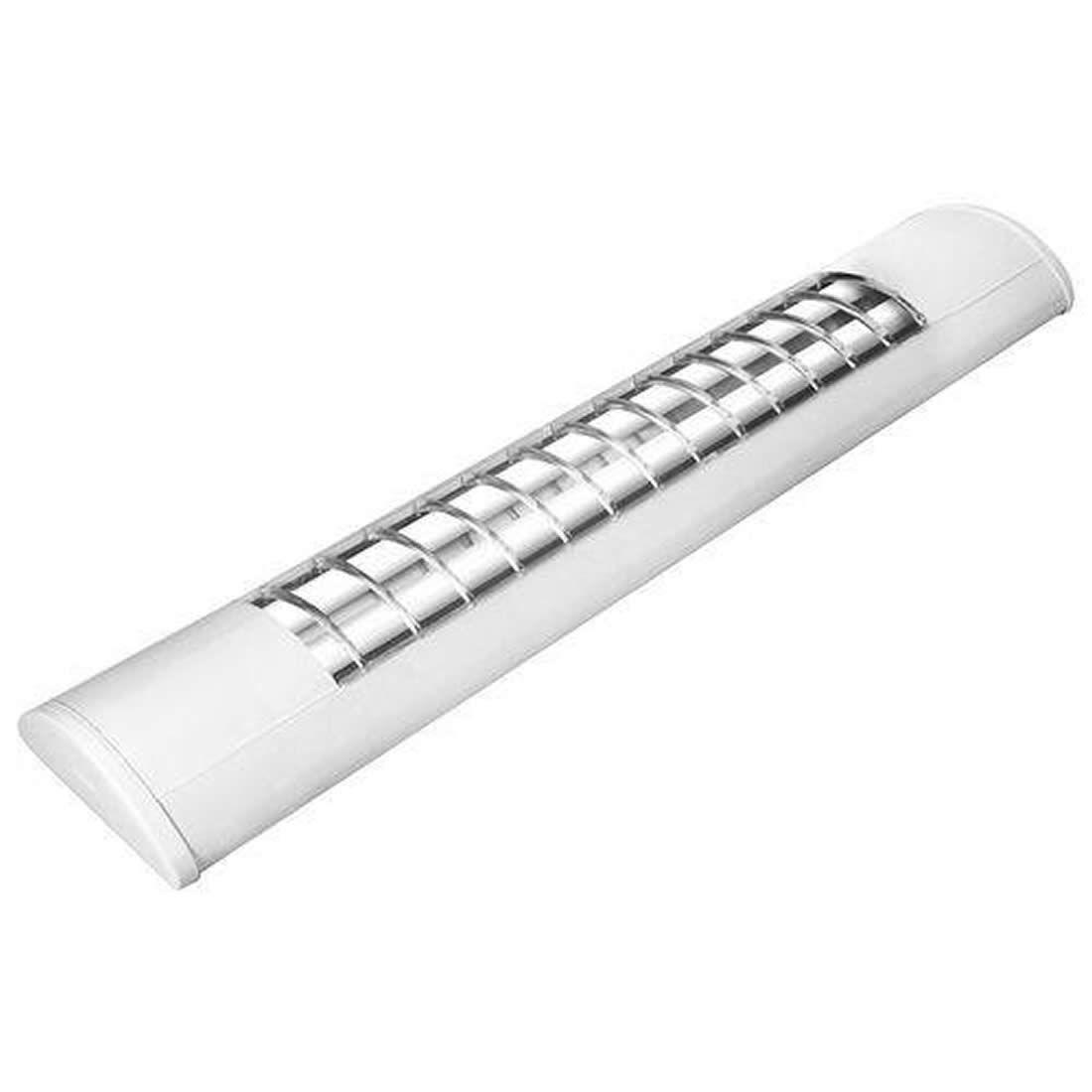 Luminária de Led Taschibra Brilhare 40/2 Bivolt 6500K