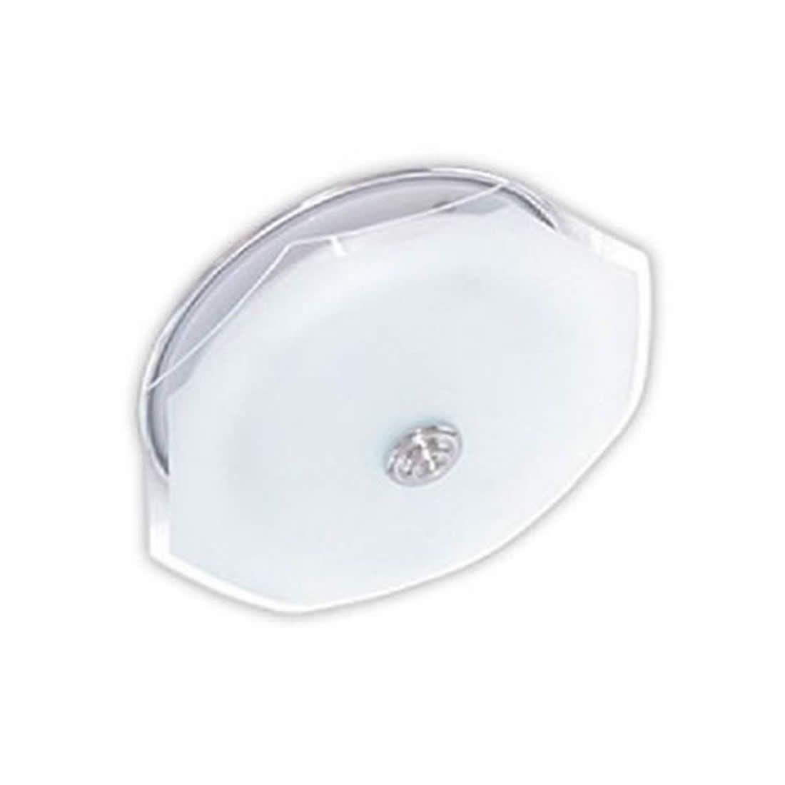 Luminária Taschibra Circular Requinte Branca 22W