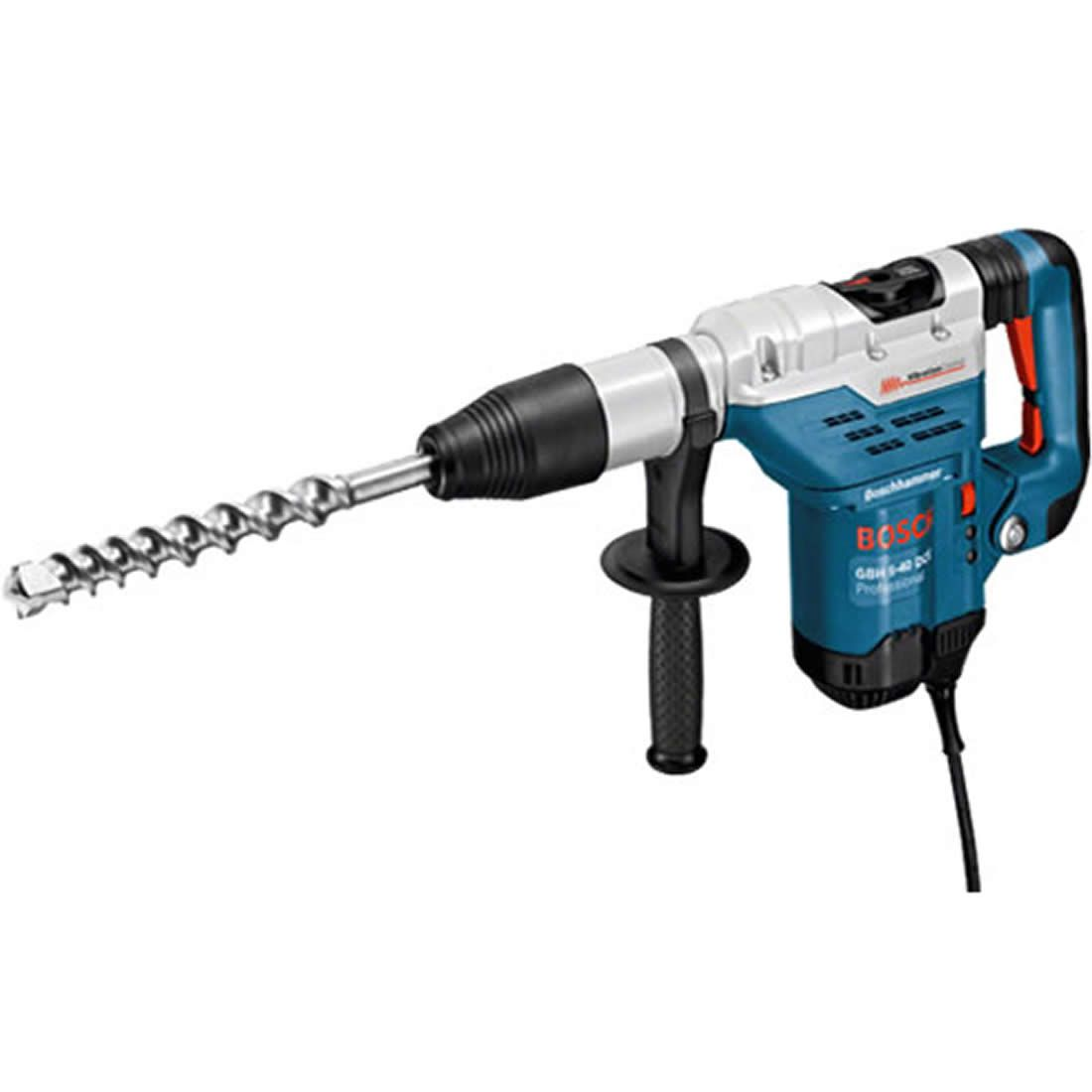 Martelete Bosch Perfurador Com SDS Max GBH 5-40 DCE Professional 1150W