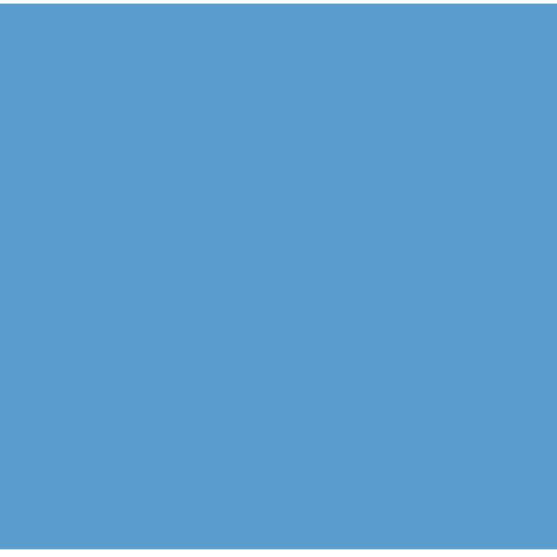 Pastilha Tecnogres 10 x 10 Azul Claro Brilhante Ref BR10160