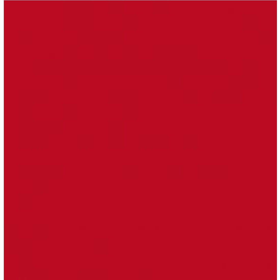 Pastilha Tecnogres 10 x 10 Vermelho Brilhante Ref BR10110
