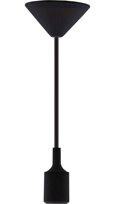 Pendente Taschibra Dot Color Preto 1 Soquete E-27 Ref 15050263