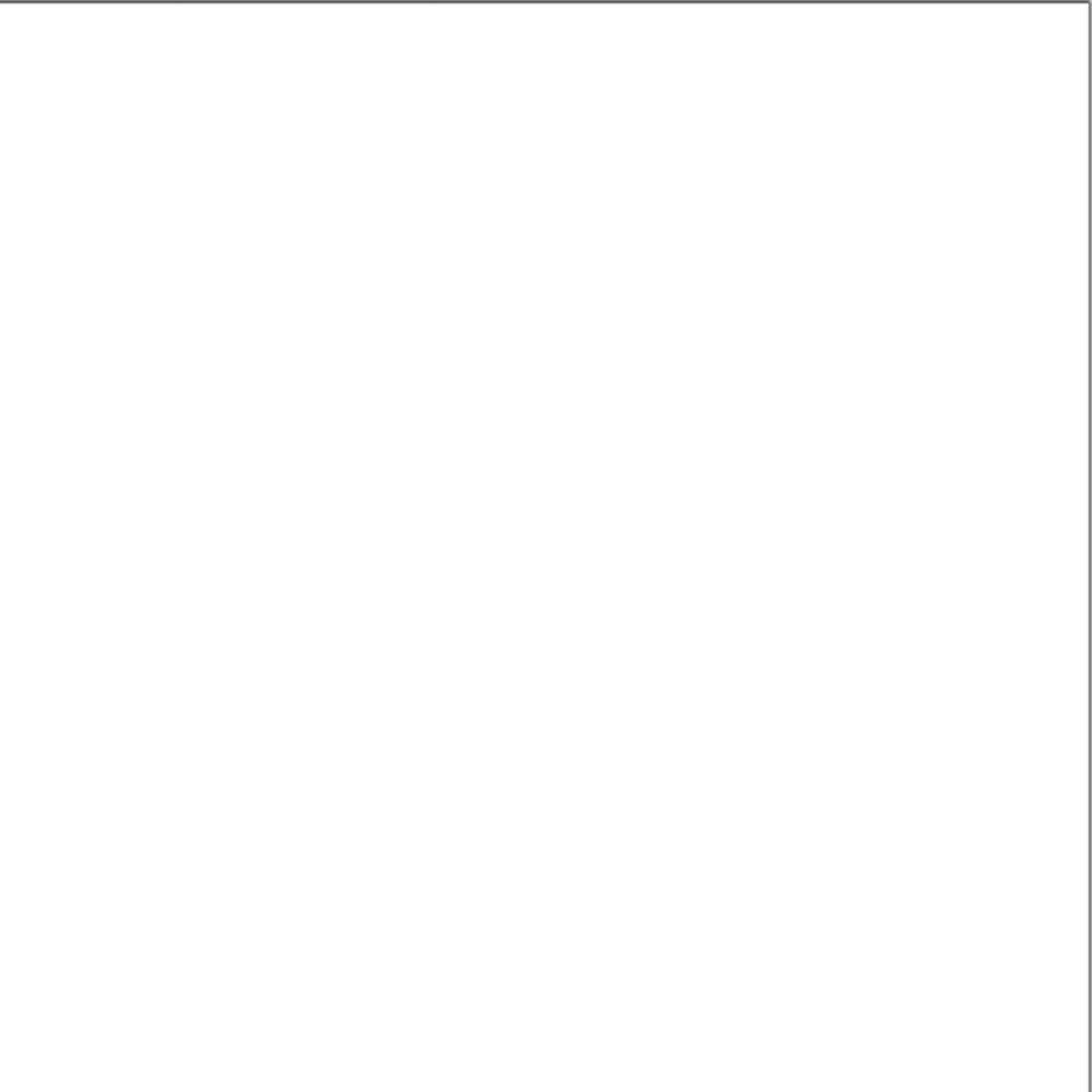 Piso Almeida 50 x 50 Branco Ref: 50A06 Com 2,00mts na Caixa