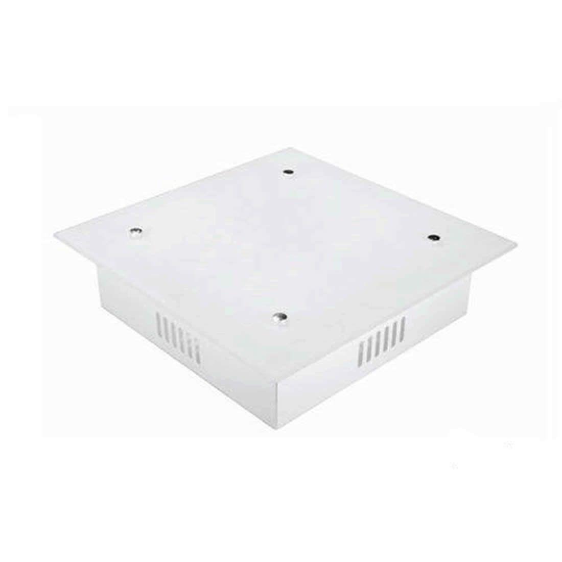 Plafon de Led Taschibra Zimbros Quadrado Branco MD4 6500K