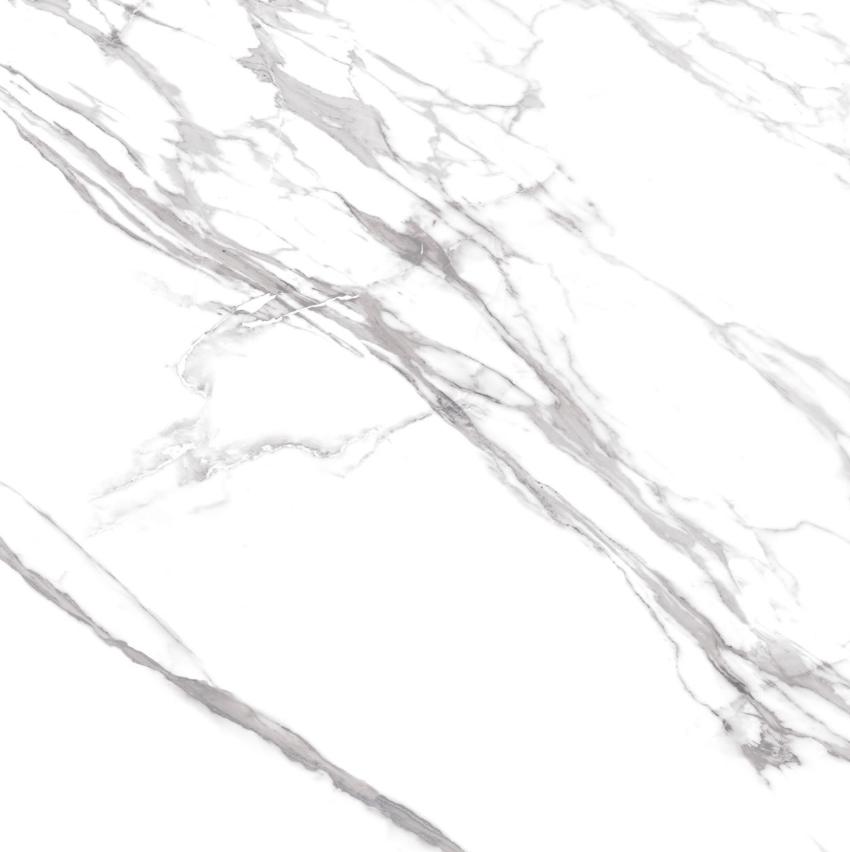 Porcelanato Eliane 120x120 Marmo Branco Polido Ref 8035126