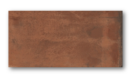 Porcelanato Elizabeth 50x101 Metalicca Corten Cristallo Rústico HD Ref 01040010002011