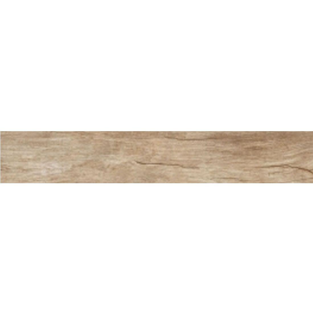 Porcelanato Elizabeth Antique Wood Amber Acetinado 16,5x101 Com 1mts na Caixa