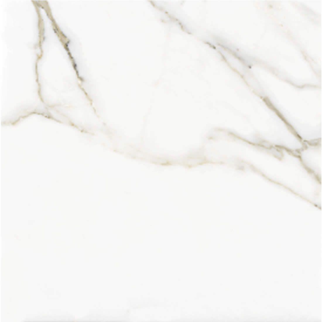 Porcelanato Elizabeth Calacatta Gold 101 x 101 Acetinado Esmaltado Ref 01040001001393