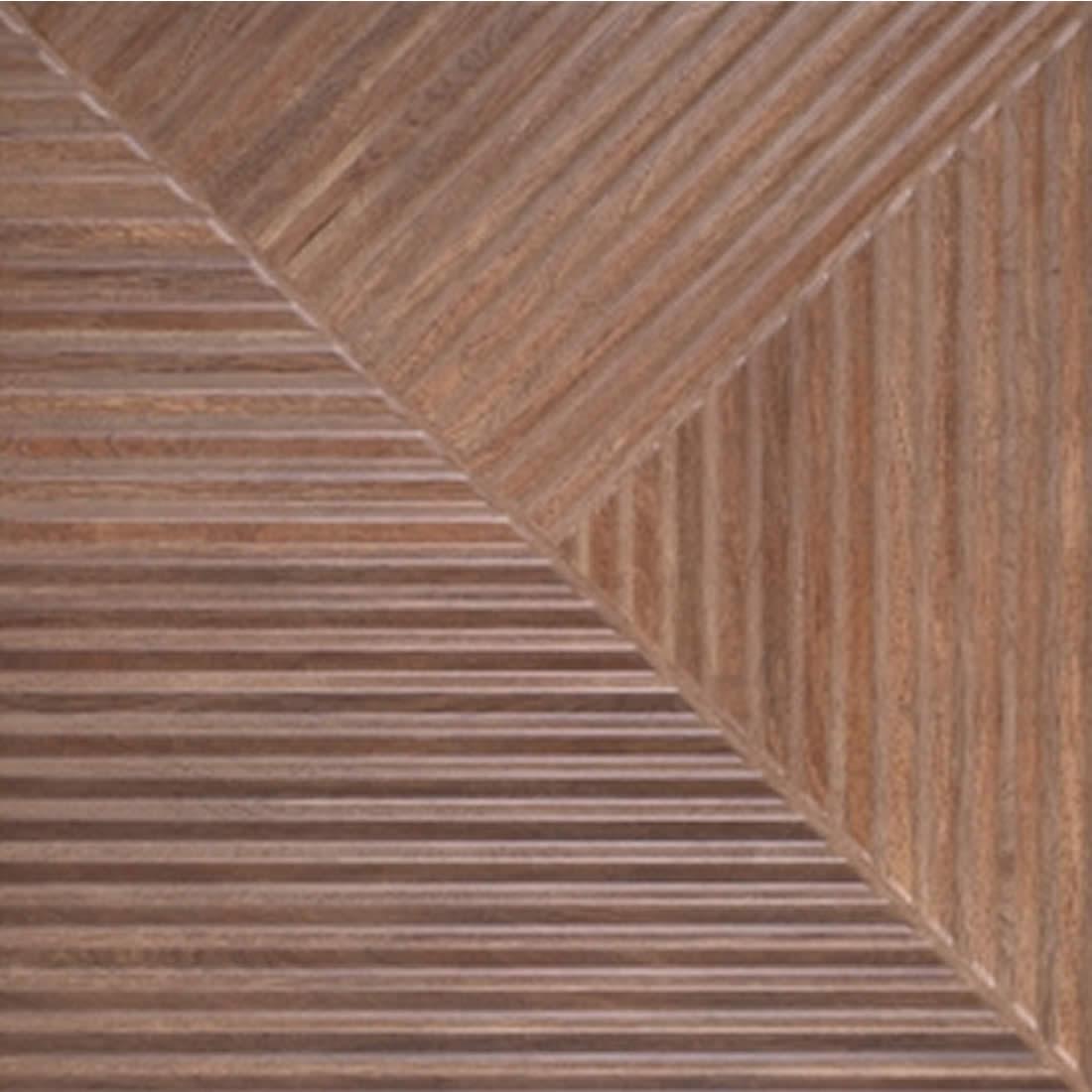Porcelanato Elizabeth Woodwork Hard 84 x 84 HD Esmaltado Ref 01040001002634