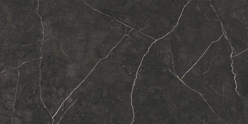 Porcelanato Helena Splendor Nero 61 x120 Polido