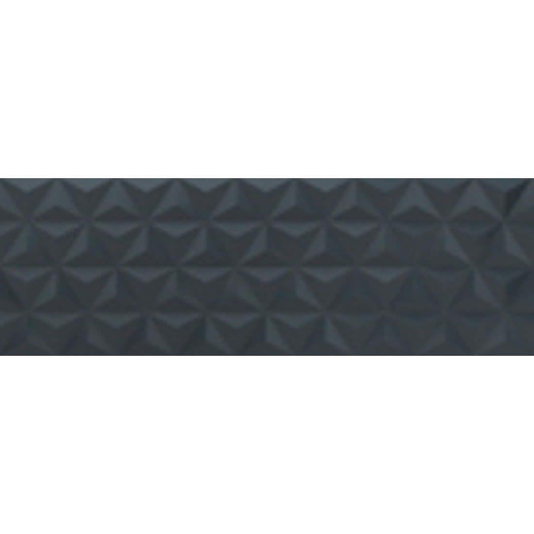Porcelanato Portinari 29,1 x 87,7 Diamante Negro Matte Ref 57739