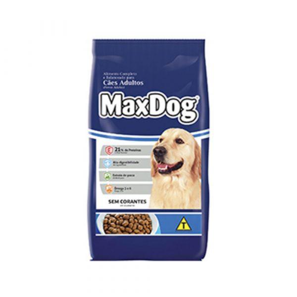 Ração MaxDog para Cães Adultos 25Kg