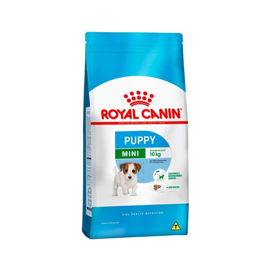 Ração Royal Canin Cães Mini Puppy 1kg