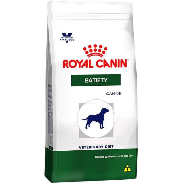 Ração Royal Canin Canine Veterinary Diet Satiety Support para Cães Adultos 10,1Kg