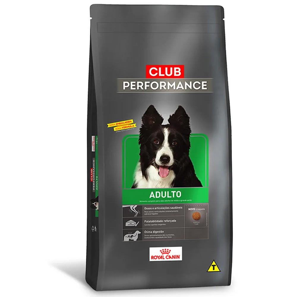 Ração Royal Canin Club Performance Cães Adultos 15,0kg