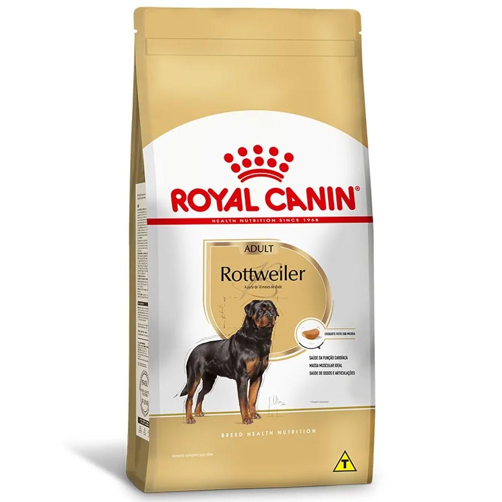 Ração Royal Canin Rottweiler Adulto 12Kg