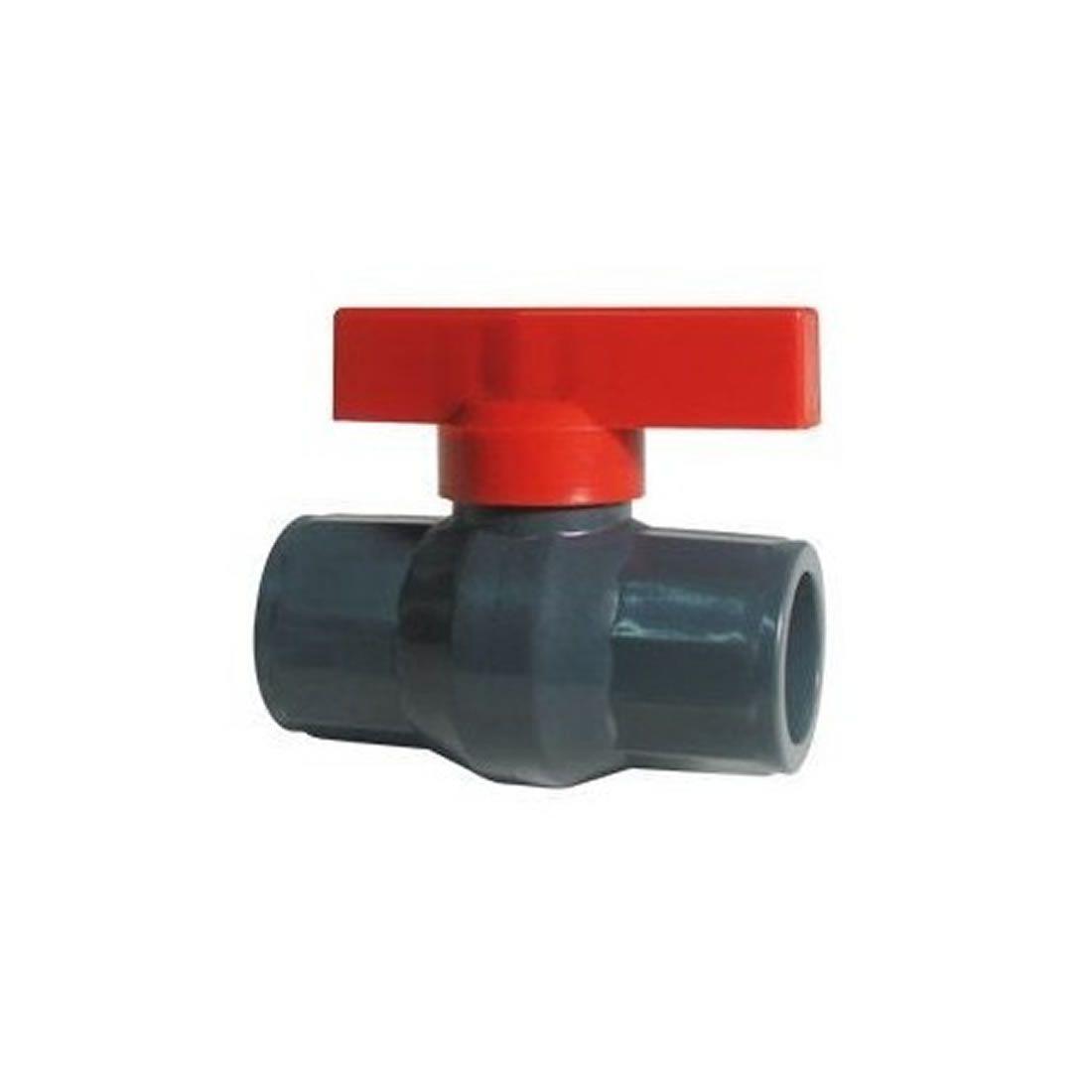 Registro Esfera Soldável Plástico Japi 50mm Ref-VEPS150