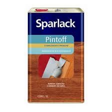 Removedor De Tintas e Verniz Coral Sparlack 5 Litros