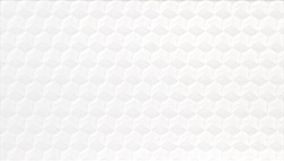 Revestimento Embramaco 33 x 57 Glacial White Brilhante Ref: 52472