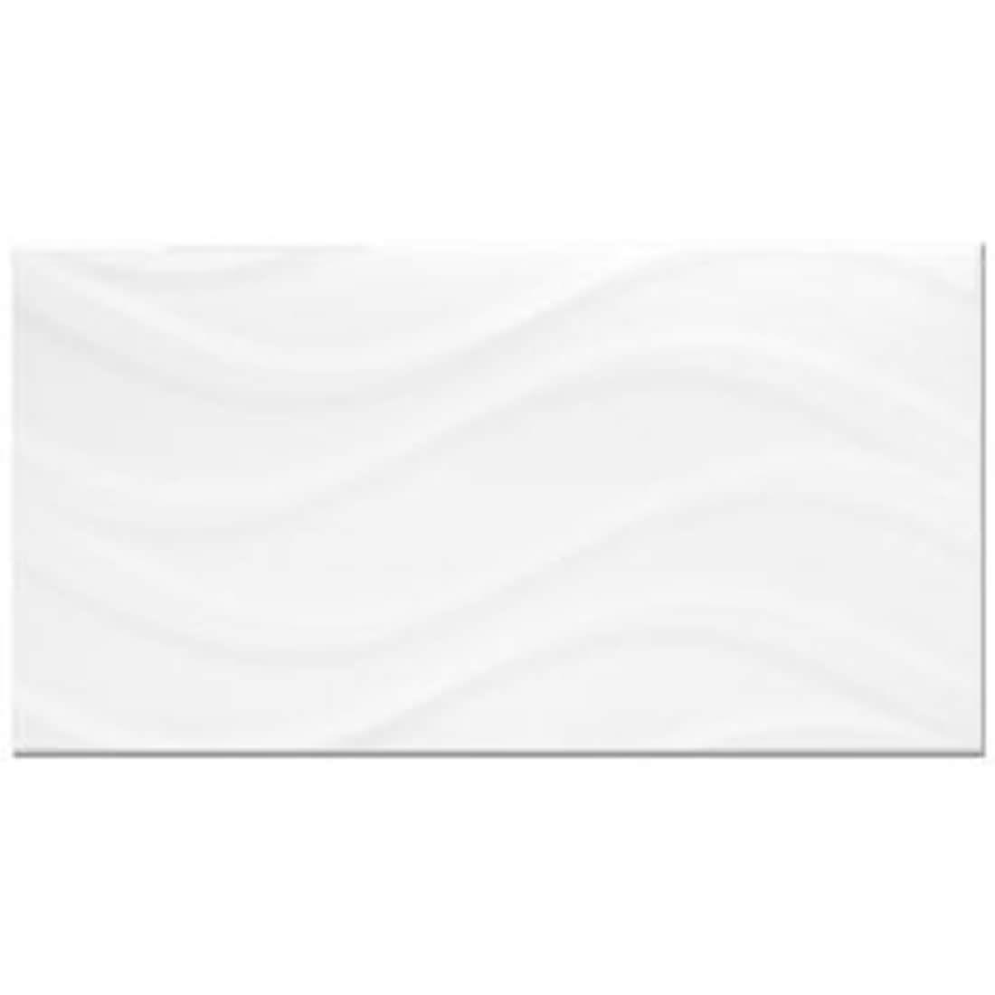 Revestimento Embramaco 33 x 57 Tassos White Brilhante Ref HD5269
