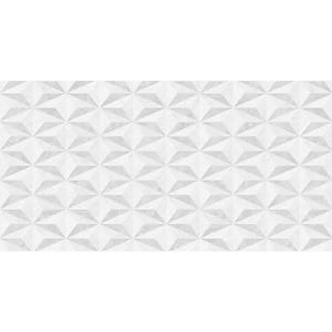Revestimento Tecnogres 29 x 58 Piramide Gray Brilhante Ref RV-58440R