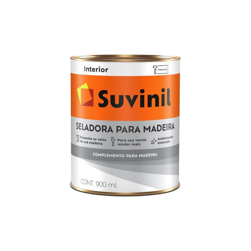 Selador para Madeira Suvinil 900 ml